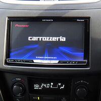 Аудиосистема Carrozzeria AVIC-ZH0077. Топовая модель.