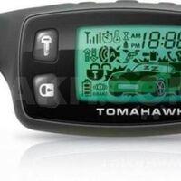 Брелок (пульт) на сигнализацию Tomahawk 9010