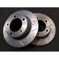 Тормозные диски  для  Land Cruiser 70-80-100-200