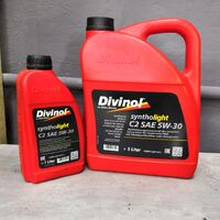 Моторное масло Divinol