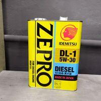 Моторное масло idemitsu zepro diesel