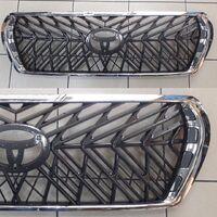 Решетка Land Cruiser 200 стиль TRD