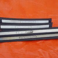 Порожки салона надпись ARISTO (небольшой дефект) jzs160/161