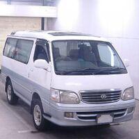 В разбор Toyota Hiace KZH106W/1KZ-TE/2001 год