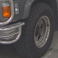 Safari 60 передний кардан (б/у япония)