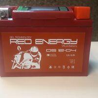 Аккумулятор серии Red Energy