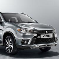 Запчасти для Mitsubishi  ASX  в наличии