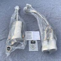Глушитель Ganador для Prado 150