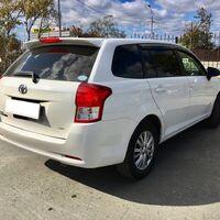 Прокат автомобиля Toyota Corolla Fielder 2015 год