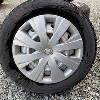 Резина Bridgestone VRX 175/65R15. Без пробега по РФ.