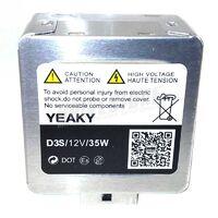 Штатные лампы ксенон Yeaky D3S +50%