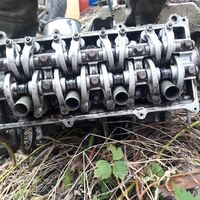 Двигатель HDE на запчасти