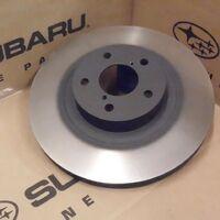 Тормозные диски на автомобили Subaru