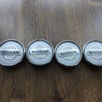 Колпаки на диски Nissan