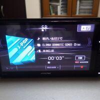 Топовая аудиосистема Alpine 007wv-s [Made in Japan]
