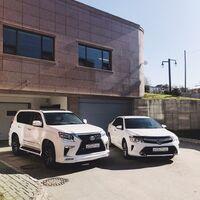 Lexus GX460 и Toyota Camry  Аренда, прокат, с водителем , без водителя