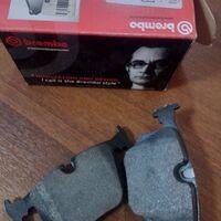 Колодки тормозные дисковые задние для BMW e46, e38, e39, e83, e53, e85