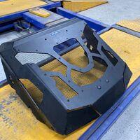 Вынос радиатора rival на квадроцикл cf-moto x8 h.O eps