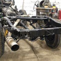 Восстановление рам автомобилей