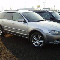 Subaru Outback 2003. Кузов BP9*