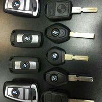Изготовление ключей зажигания BMW