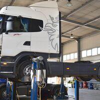 Ремонт грузовых автомобилей  и легковых автомобилей ул Крайняя 5 А