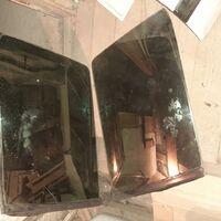 стёкла багажника Y61