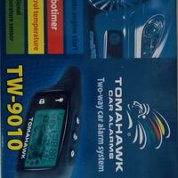 Сигнализация Tomahawk TW-9010