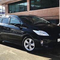 Toyota Prius Hybrid прокат(аренда)г.Южно-Сахалинск(Сахалинская область