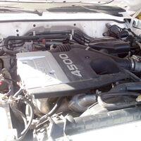 ДВС двигатель TB45E