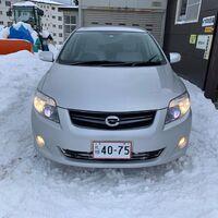 Toyota Corolla Fielder  ZRE144 2010-