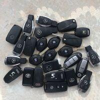 Смарт ключ, чип ключ, иммобилайзер.