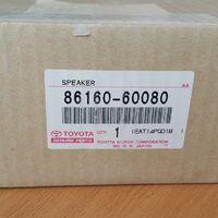 Динамик Toyota Номер детали 86160-60080, 8616060080