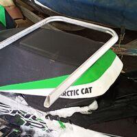 Задний бампер Arctic Cat