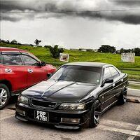 Nissan laurel птс с железом