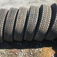 Предлагает 225/90R17,5 - 6 шт. Dunlop Dectes SP670
