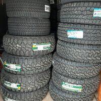 Новые  шины в наличии
