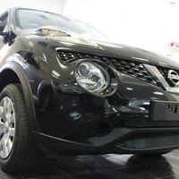 Защита радиатора Nissan Juke 2014 -