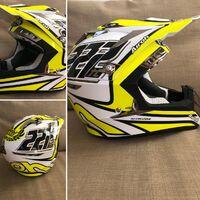 Шлем для мотокросса Airoh
