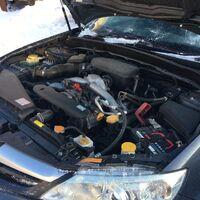 Subaru impreza Запчасти
