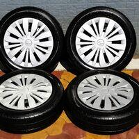 Комплект колёс в сборе! 175/65R15  Dunlop SP Sport Fastresponse