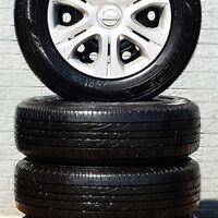 Комплект колес в сборе 185/70R14 Dunlop Enasave