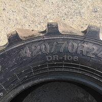 Шины на погрузчик, трактор16.9-24