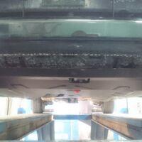 Защита картера двигателя на Toyota Voxy