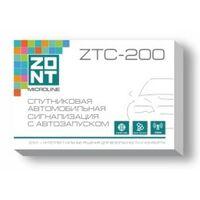 Zont ZTC-200- комплексная система контроля, мониторинга и автозапуска.