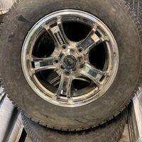 Продам комплект колёс Toyo GSI-5 285/60/18