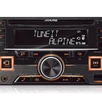 "ALPINE CDE-W296BT от ФС ""Угона.нет"""