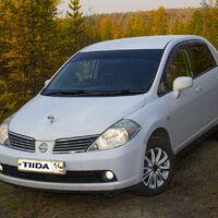 сдам авто в  аренду Tiida Latio 4WD 2009