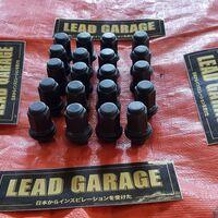 Комплект колесных гаек шаг резьбы 12х1.5 Toyota. Japan. #01