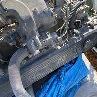 Двигатель с коробкой 6M61